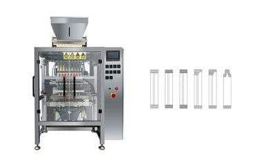 8 rida mitme rida kotike stick suhkru pakendamise masin