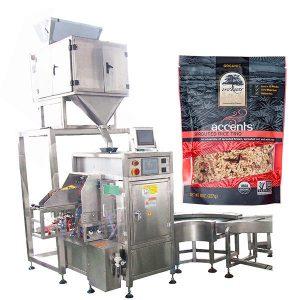 Kohvipulbri automaatne täitmise ja pitseerimise masin