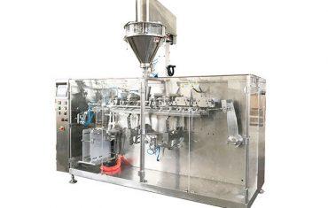 automaatne horisontaalne eelnevalt valmistatud pulber pakendamismasin