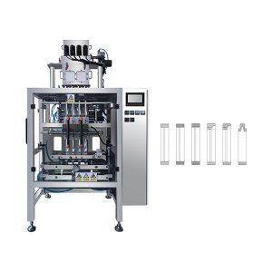 Automaatne mitme sõidurauaga Sachet Stick pulberpakkimismasin kohvi, piima jaoks