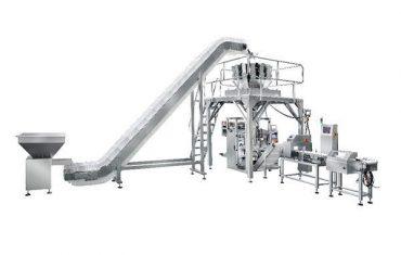 automaatne vertikaalne vorm täitke tihendusmasin