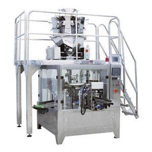 Automaatne kuiva puuviljakotte täitepakkide tegemise masina masin