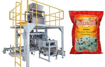 suur kotti granuleeritud rasked kotti pakkimismasin riisi jaoks