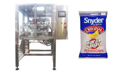 pidev liikumine vertikaalne suupiste toidu granulaatorid pakkimismasin