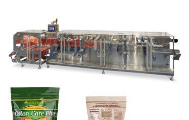 doypack pulber graanulid pakkimine horisontaalse vormi täitke tihend masin