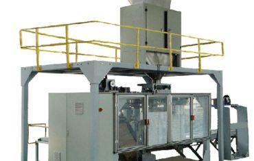 väetiste pakendamise masin kootud kotti pakendamise masin