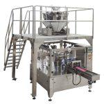 pöörlevad automaatne tõmblukuga täidisega tihendusmasin seemnete pähklite jaoks