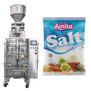 Vertikaalne automaatne sidurikoti soolpakkimismasin