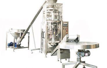 graanulid vertikaalse vormi täitmiseks tihendusmasin maht tassi