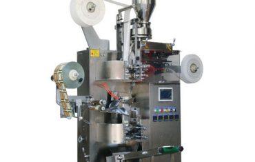 zt-18 automaatne teepakk pakendamismasin (sildiga ja paberiga välimine)